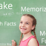 Make Memorizing Math Facts More Fun