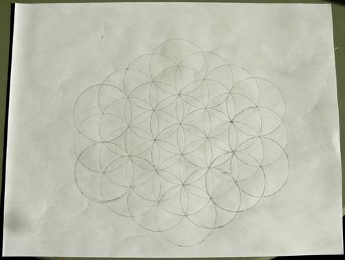 compass art