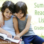 Summer Reading Lists by Grade Level: 4-6