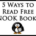 5 Ways to Read Free NOOK Books