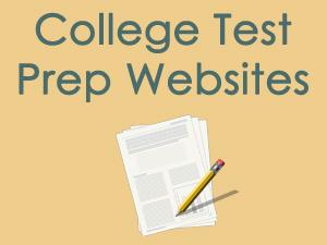 Free College Test Prep Websites