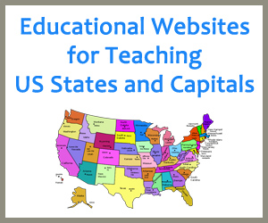Free Educational Websites for Teaching US States and Capitals