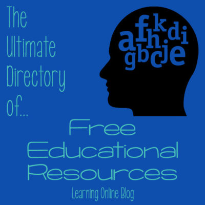 The Ultimate Directory of Free Educational Resources