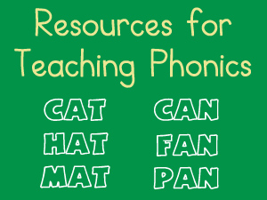 Free Resources for Teaching Phonics