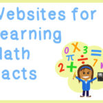 Websites for Learning Math Facts