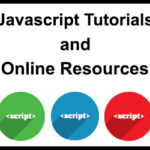Javascript Tutorials and Online Resources