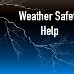 Weather Safety Help