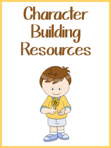 Free Character Building Resources