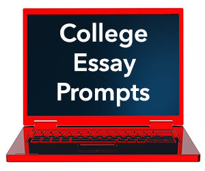 Sites with College Essay Prompts
