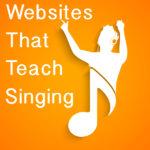 Websites That Teach Singing