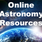 Free Online Astronomy Resources