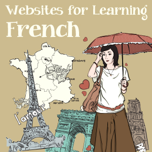 Websites for Learning French