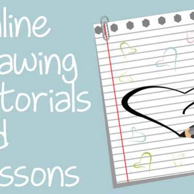 Online Drawing Tutorials and Lessons