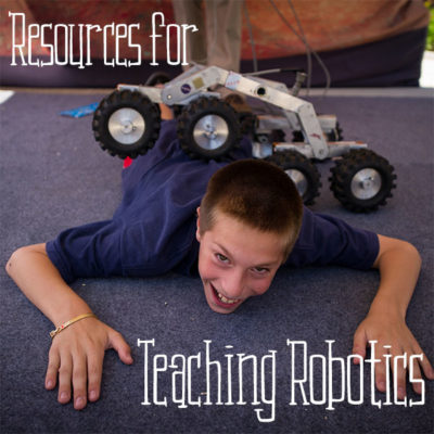 Free Resources for Teaching Robotics