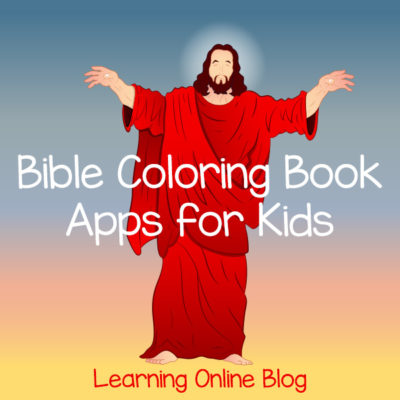 Bible Coloring Book Apps for Kids