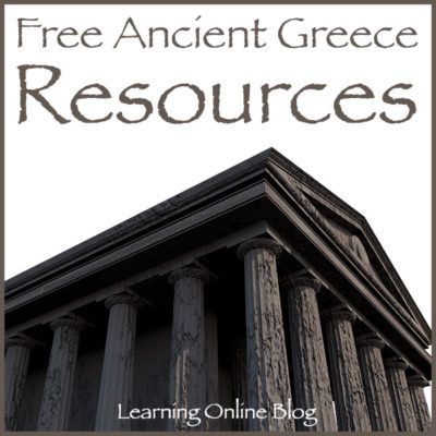Free Ancient Greece Resources