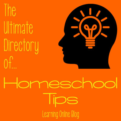 The Ultimate Directory of Homeschool Tips