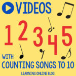 Videos with Counting Songs to 10