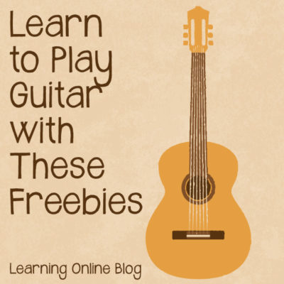 Learn to Play Guitar with These Freebies