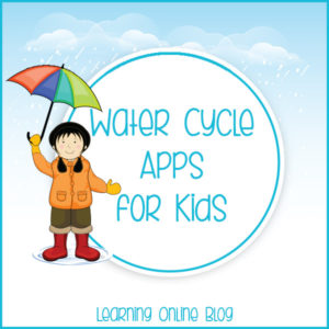 Water Cycle Apps for Kids
