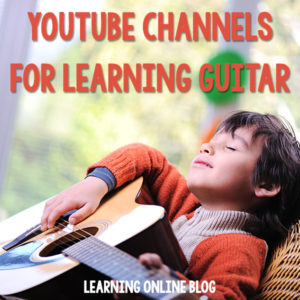 YouTube Channels for Learning Guitar