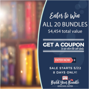 2017 Build Your Bundle Giveaway + Coupon