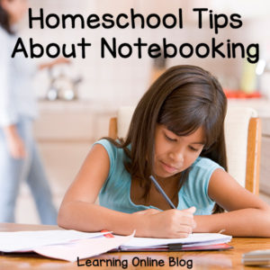 Homeschool Tips About Notebooking