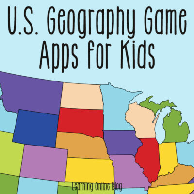 U.S. Geography Game Apps for Kids