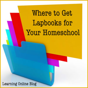 Where to Get Lapbooks for Your Homeschool