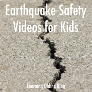 Earthquake Safety Videos for Kids