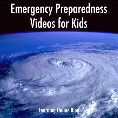 Emergency Preparedness Videos for Kids