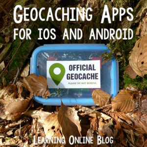 Geocaching Apps for iOS and Android