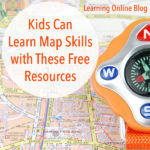 Kids Can Learn Map Skills with These Free Resources