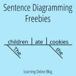 Sentence Diagramming Freebies