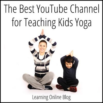 The Best YouTube Channel for Teaching Kids Yoga