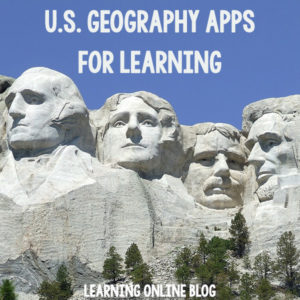 U.S. Geography Apps for Learning