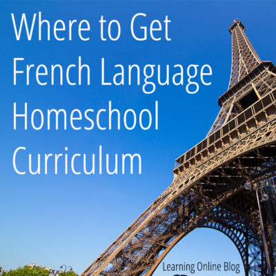 Where to Get French Language Homeschool Curriculum