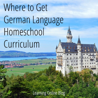 Where to Get German Language Homeschool Curriculum