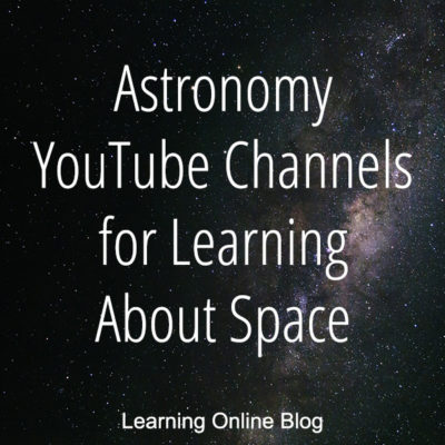 Astronomy YouTube Channels for Learning About Space