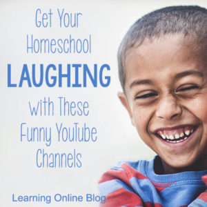 Get Your Homeschool Laughing with These Funny YouTube Channels