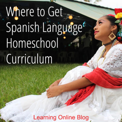 Where to Get Spanish Language Homeschool Curriculum