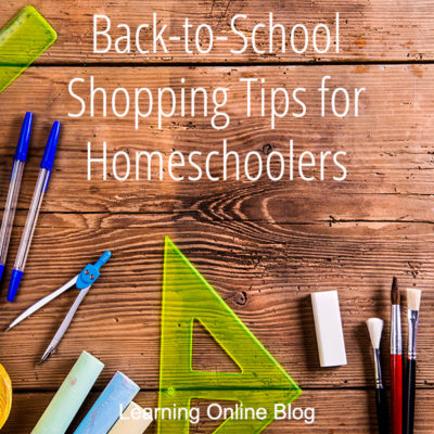 Back-to-School Shopping Tips for Homeschoolers