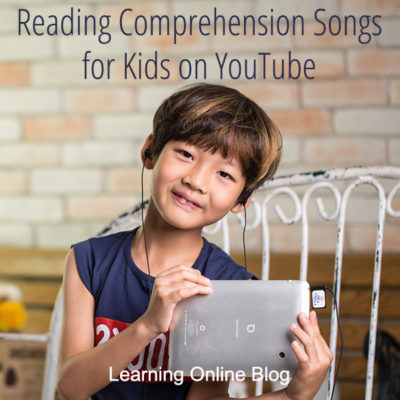 Reading Comprehension Songs for Kids on YouTube