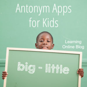 Antonym Apps for Kids