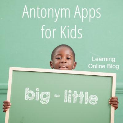 Antonym Apps for Kids