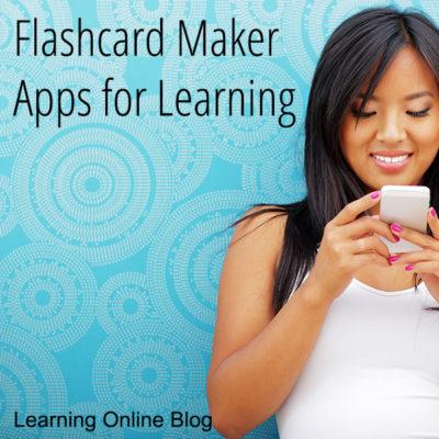 Flashcard Maker Apps for Learning