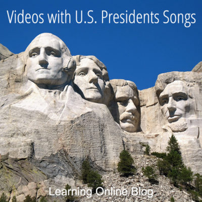 Videos with U.S. Presidents Songs