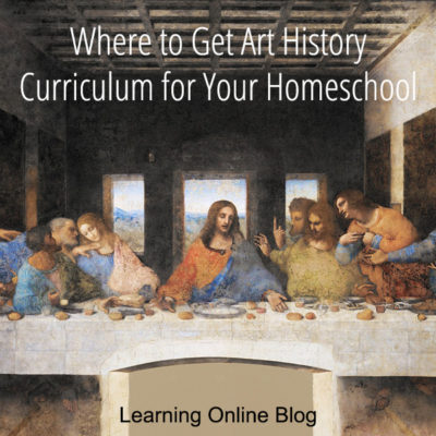 Where to Get Art History Curriculum for Your Homeschool