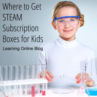 Where to Get STEAM Subscription Boxes for Kids