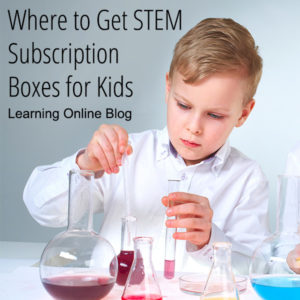 Where to Get STEM Subscription Boxes for Kids